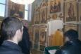В исправительной колонии №11 ГУФСИН России по Челябинской области прошла божественная литургия.