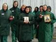 В ИК-4 ГУФСИН России по Челябинской области прошел праздничный крестный ход