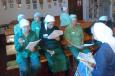 В ИК-4 ГУФСИН России по Челябинской области священнослужители организовали работу церковного хора