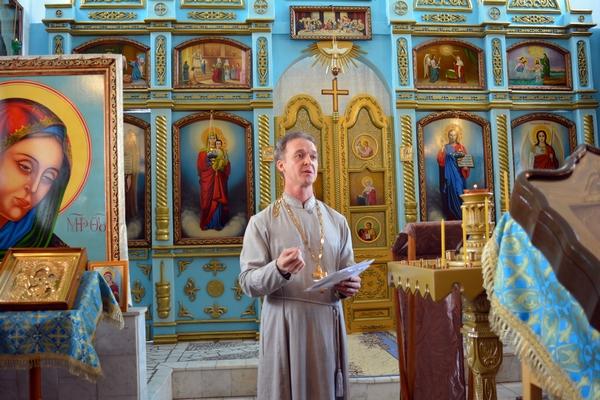 ИК-1 ГУФСИН России по Челябинской области постелил представитель Русской православной церкви
