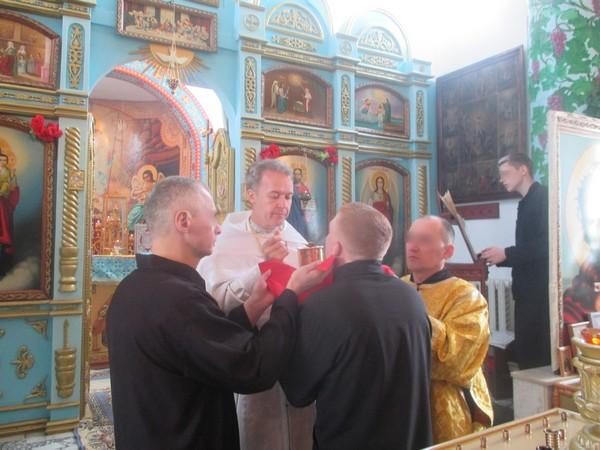 Священнослужитель провел занятие с осужденными ИК-1 ГУФСИН России по Челябинской области
